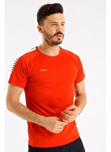 Tryon Tryon Antreman T-Shirt Game Beyaz